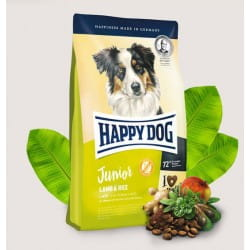 HAPPY DOG Original JUNIOR Lamb&Rice 10kg